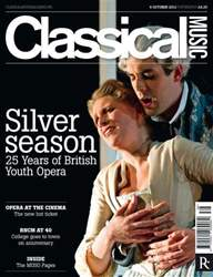 Classical Music October 6th issue Classical Music October 6th
