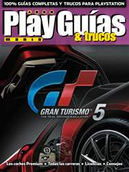 Playmania Guias y Trucos Magazine Cover
