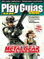 Metal Gear Solid issue Metal Gear Solid