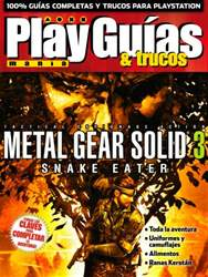 Metal Gear Solid 3 issue Metal Gear Solid 3