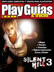 Silent Hill 3 issue Silent Hill 3