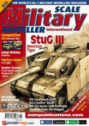 Scale Military Modeller Internat Magazine Cover