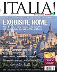 November 2012 Exquisite Rome issue November 2012 Exquisite Rome