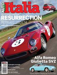 Auto Italia Magazine Issue 195 issue Auto Italia Magazine Issue 195