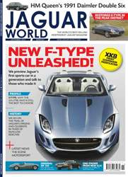 Making the F-Type 2012 issue Making the F-Type 2012