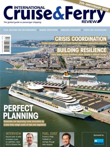 Int Cruise & Ferry Review Digital Issue