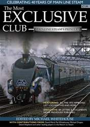 The Most Exclusive Club issue The Most Exclusive Club