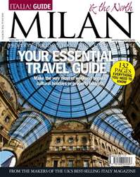 Milan & the North issue Milan & the North