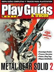 Metal Gear Solid 2 issue Metal Gear Solid 2