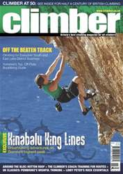 Climber Nov 12 issue Climber Nov 12