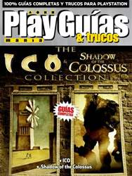 ICO & Shadow off the Colossus issue ICO & Shadow off the Colossus
