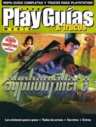Syphon Filter 3 issue Syphon Filter 3