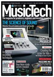 November 12 The Science of Sound issue November 12 The Science of Sound