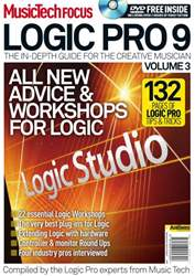 Logic Pro 9 Volume 3 issue Logic Pro 9 Volume 3