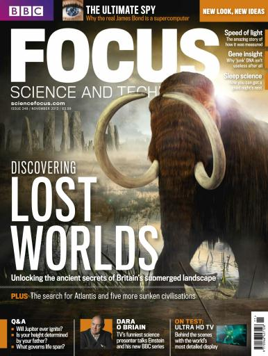 BBC Focus Magazine Preview