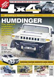 4x4 Magazine December 2012 issue 4x4 Magazine December 2012