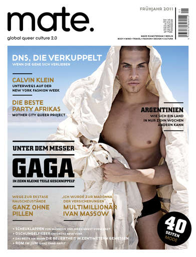 Mate Magazin Preview