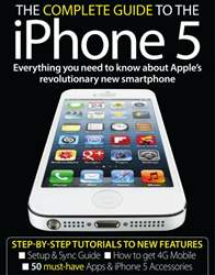 Complete Guide to the iPhone 5 issue Complete Guide to the iPhone 5