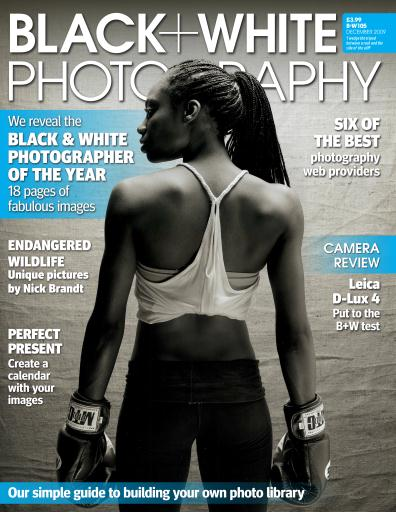 Black + White Photography Digital Issue