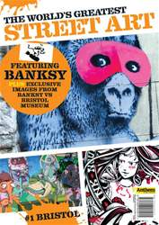Street Art Magazine issue Street Art Magazine