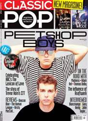 Classic Pop Pet Shop Boys issue Classic Pop Pet Shop Boys