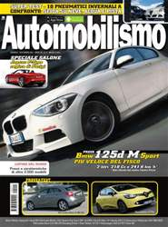 Automobilismo 11 2012 issue Automobilismo 11 2012