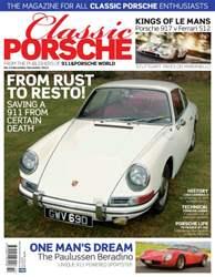 Classic Porsche issue 14 issue Classic Porsche issue 14