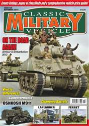 #138 Tanks hit the road issue #138 Tanks hit the road