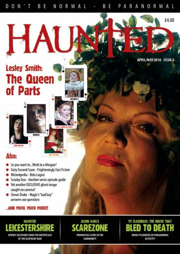 Haunted Magazine Digital Issue