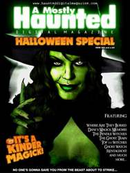 The Halloween Special issue The Halloween Special