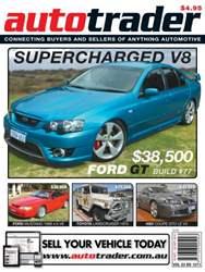 Autotrader 1071 issue Autotrader 1071