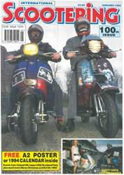 January 1994 issue January 1994
