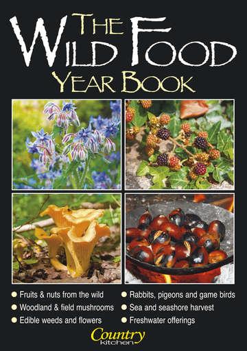 Country Kitchen Wild Food Yr Bk Magazine The Wild Food Year Book