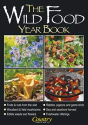 The Wild Food Year Book issue The Wild Food Year Book