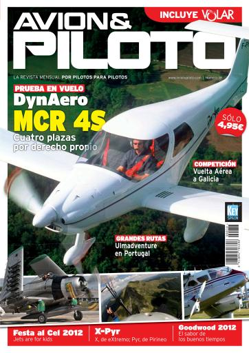 Revista Avion & Piloto Preview