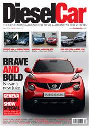 Diesel Car & Eco Car Magazine Cover