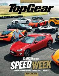 Top Gear 233 issue Top Gear 233