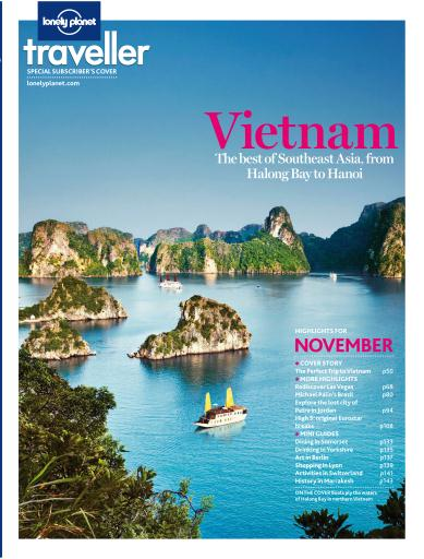 Lonely Planet Digital Issue