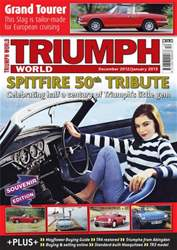 Triumph World Dec-Jan13 issue Triumph World Dec-Jan13