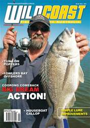 Fishing SA Magazine Cover