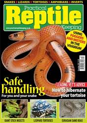 No.43 Snake handling issue No.43 Snake handling