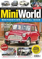 Mini World December 2012 issue Mini World December 2012