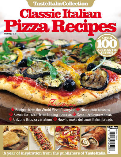 Classic Italian Pizza Collection Digital Issue