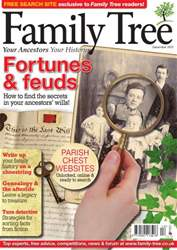 Family Tree December 2012 issue Family Tree December 2012