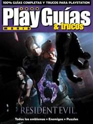 Resident Evil 6 issue Resident Evil 6