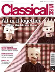 9th April 2011 issue 9th April 2011