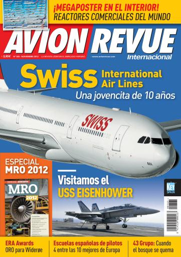 Avion Revue Internacional España Preview
