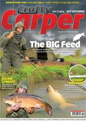 Crafty Carper Issue 183 Nov 2012 issue Crafty Carper Issue 183 Nov 2012