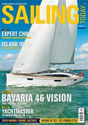 Sailing Today December 2012 issue Sailing Today December 2012