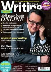Writing Magazine December 2012 issue Writing Magazine December 2012